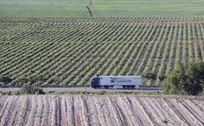 Los afectados por las expropiaciones de la A-11 entre Quintanilla de Arriba y Tudela ya pueden alegar