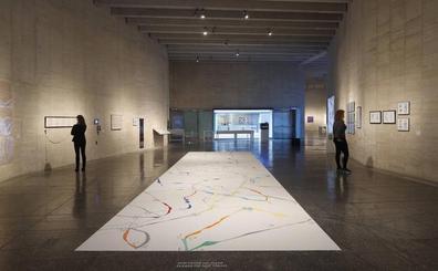 El MUSAC de León custodia el mapa de los códigos escritos
