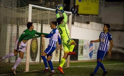 El CD Guijuelo cambia de cara y firma tablas en buen partido ante la Ponferradina en el Municipal