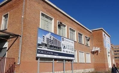 Un proyecto rescata del olvido la construcción de un bloque de pisos en antigua la planta de Bombones Uña de Valladolid