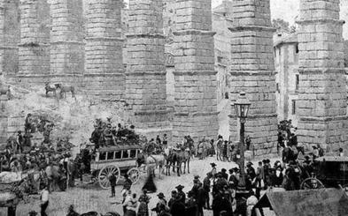 La leyenda que cuenta que el Acueducto de Segovia fue obra del diablo