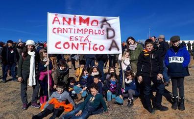 Un galguero de Cantimpalos graba con Frank Cuesta: «Me dijo que es ecologista, no animalista»