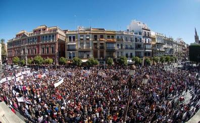 Cerca de 4.000 personas recuerdan a Marta del Castillo y piden «justicia»