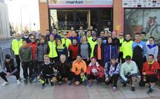 Jorge Nieto lidera el segundo entrenamiento para la Media Maratón de Salamanca