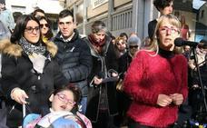 «Tras diez años de infierno de enfermedad de mi hija no voy a ir a Valladolid»
