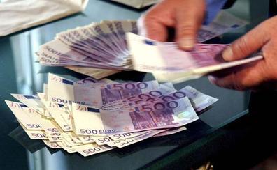 Los billetes de 500 euros, en mínimos en España, dejan de emitirse