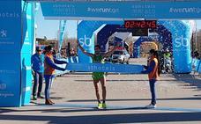 El salmantino Alberto Bravo se impone en el Marató Tarragona 2019