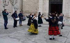 Las águedas de Pedrajas de San Esteban se preparan para festejar a su patrona