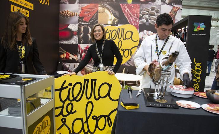 Estand de Castilla y León en Madrid Fusión