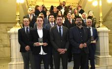 Valladolid premia a sus mejores del deporte de 2018