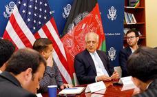 EE UU allana su salida de Afganistán