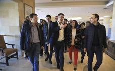 Patxi López cree que «la izquierda en Castilla y León va a salir a votar para hacer efectivo el cambio»