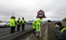 La reducción de velocidad a 90 afectará a 346 kilómetros de carreteras convencionales en Ávila