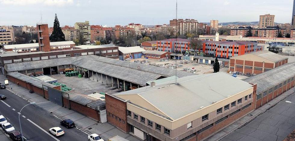 Urbanismo da luz verde hoy a dos torres con 150 pisos de VPO junto al parque de Bomberos