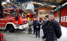 El primer ciclo medio de Emergencias y Protección Civil se estrena en Salamanca