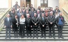 Alumnos de Francia, Bélgica y España comparten ciclo formativo en Salamanca