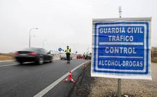 Pillado en Valladolid un conductor bajo los efectos de cuatro drogas