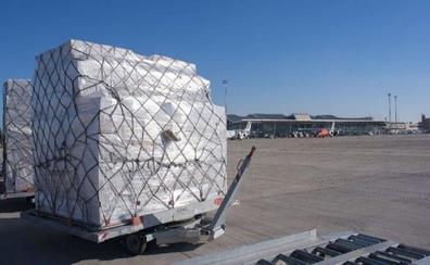 El segundo muelle aéreo que construye Inditex abre la puerta a convertir la planta de Onzonilla en el armario logístico de Zara en Latinoamérica