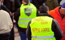 Los taxistas ponen cinco condiciones para finalizar los paros en Madrid