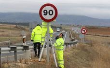 Tráfico advierte de que casi el 80% de los accidentes de Segovia ocurren en vías convencionales