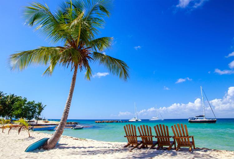 Sus corredores participan en un sorteo de un viaje al Caribe