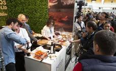 Embutidos artesanos y productos cárnicos, la apuesta de Alimentos de Valladolid en Madrid Fusión