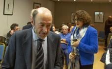 Rubalcaba afirma que la Educación de Castilla y León «está al nivel de Finlandia»