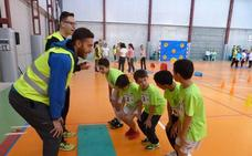 390 escolares participan en la última jornada del Deporte Divertido