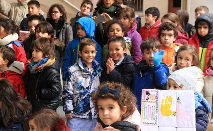 Celebración del Día de la Paz en Segovia y Cuéllar