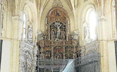 Nuevas obras en el último monasterio de la orden de los Jerónimos que queda en el mundo