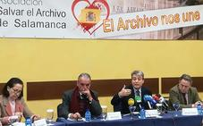 Salvar el Archivo demandará al Gobierno si la Generalitat no devuelve los legajos