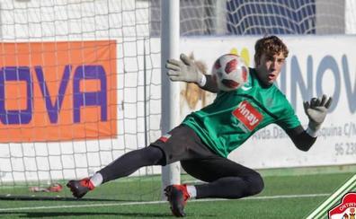 El Salamanca CF confirma el fichaje del portero Alejandro Satoca