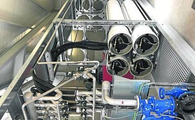 La nueva depuradora de Valbuena incluye una novedosa tecnología que permite agua de calidad «excepcional»