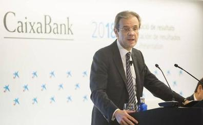 Caixabank descarta una fusión con Bankia
