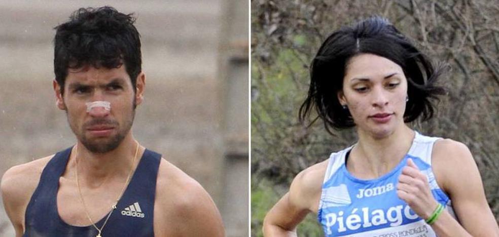 Nuria Lugueros y Javi Guerra, contra Eolo