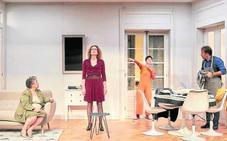María Galiana se sube al escenario del teatro Juan Bravo con 'El mago'