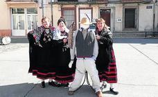 Fuenterrebollo celebra Santa Águeda, una fiesta cargada de simbolismo