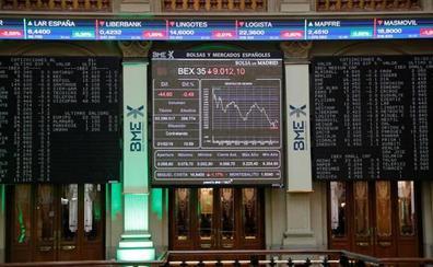 La Bolsa castiga a Sabadell y CaixaBank al no convencerle sus cuentas