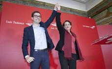 Magdalena Valerio advierte en Salamanca sobre los partidos de extrema derecha «que ya están asomando la patita»