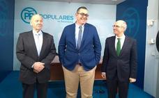 Miguel Ángel Pérez, candidato del PP para revalidar la Alcaldía de Villares de la Reina