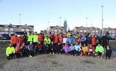 Verónica Sánchez y el fartlek protagonizan el tercer entrenamiento para la media maratón salmantina