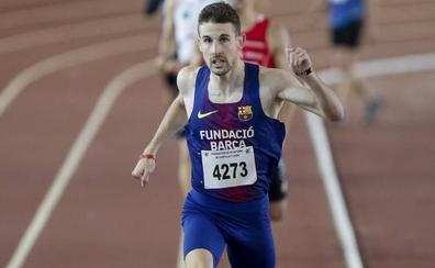 Álvaro de Arriba quiere ayudar a retener al FC Barcelona la Copa de España en San Sebastián