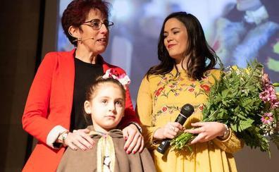 La profesora María Gallego interpretará a la Reina Juana el próximo 2 de marzo en Tordesillas