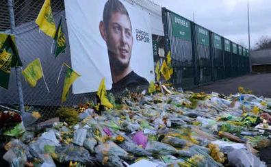 Encuentran restos de la avioneta de Emiliano Sala