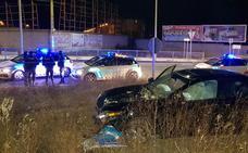 Detenido tras circular a 190 kilómetros hora mientras le perseguía la Policía Local
