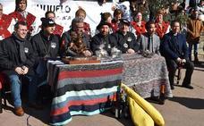 Perfil internacional en la 34 edición de la matanza típica de Guijuelo