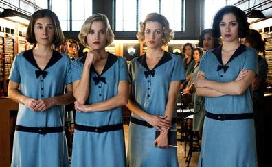 'Secretos de Estado', 'Las chicas del cable', 'Presunto culpable'... todos quieren rodar en Segovia