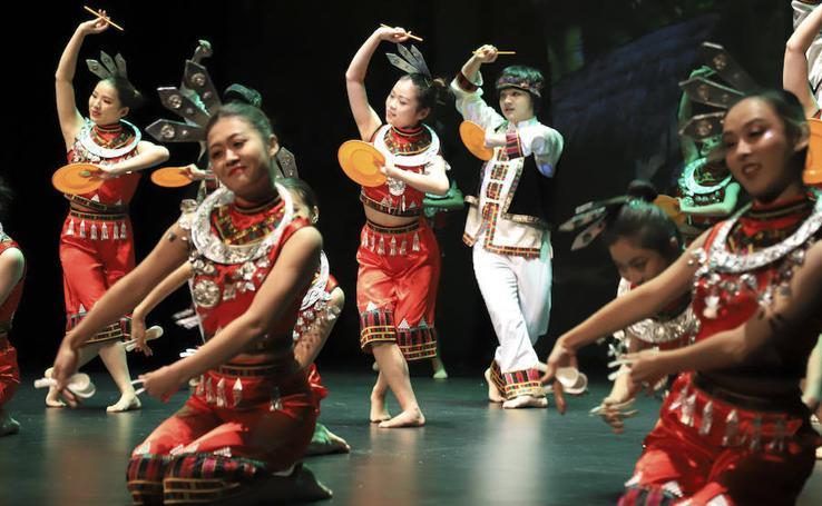 Salamanca celebra el Año Nuevo Chino
