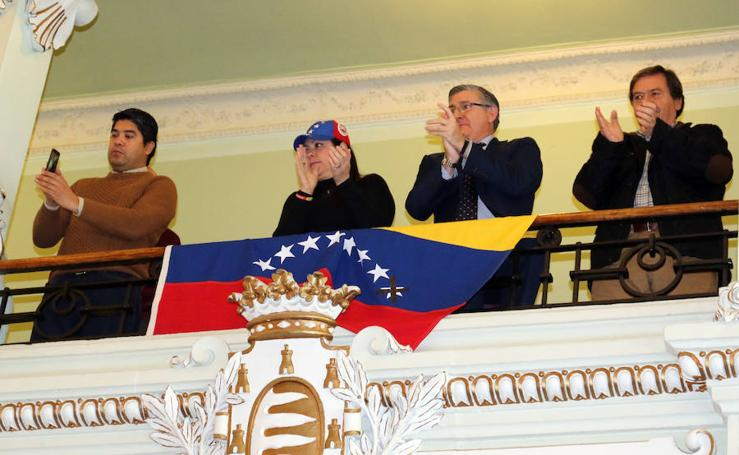 Pleno del mes de febrero en el Ayuntamiento de Valladolid