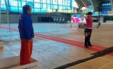 Oro y Plata en el Campeonato de España Absoluto de Tiro con Arco para la Vallisoletana Ana Alonso